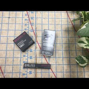 NIB Lumify and ModelCo eyeshadow bundle